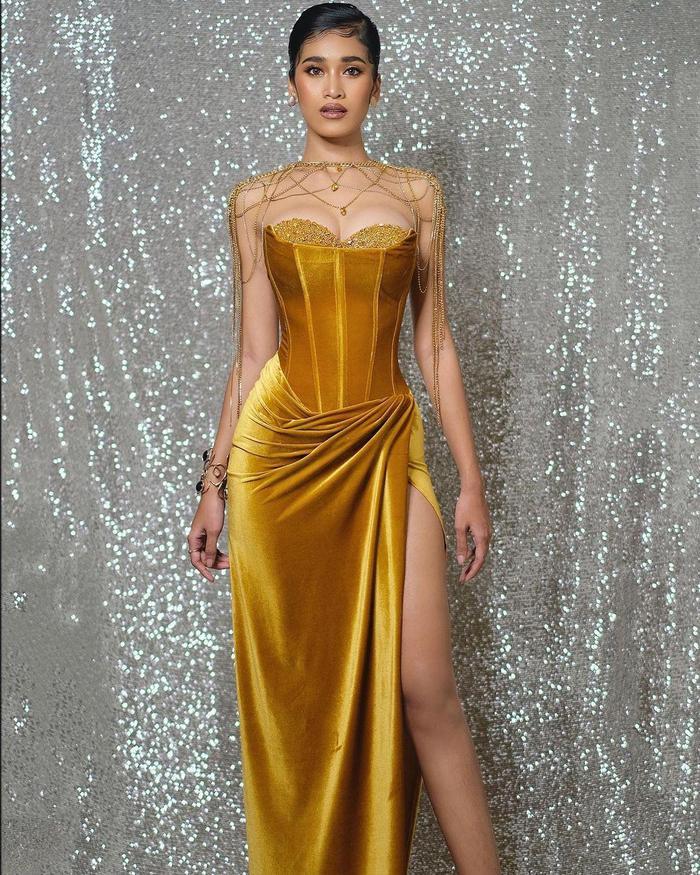 Miss Grand Campuchia 2021: Đối thủ nặng ký nước hàng xóm khiến Thùy Tiên phải dè chừng Ảnh 5
