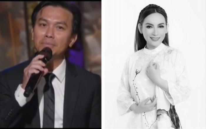 Nghe Mạnh Quỳnh hát 'Tiễn em lần cuối' tại lễ tang Phi Nhung, netizen nghẹn ngào: 'Chắc anh đau lắm' Ảnh 1