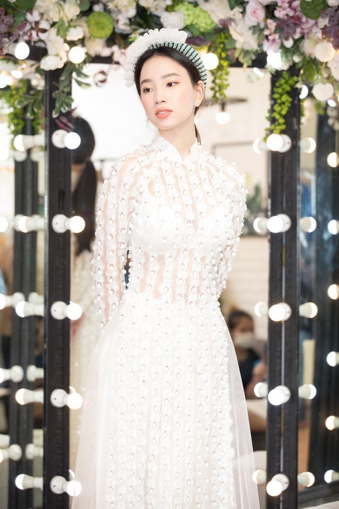 Fan hi vọng Ái Nhi làm nên chuyện tại Miss Intercontinental khi được Miss 'bấm quẻ' Ngọc Thảo truyền lửa Ảnh 6