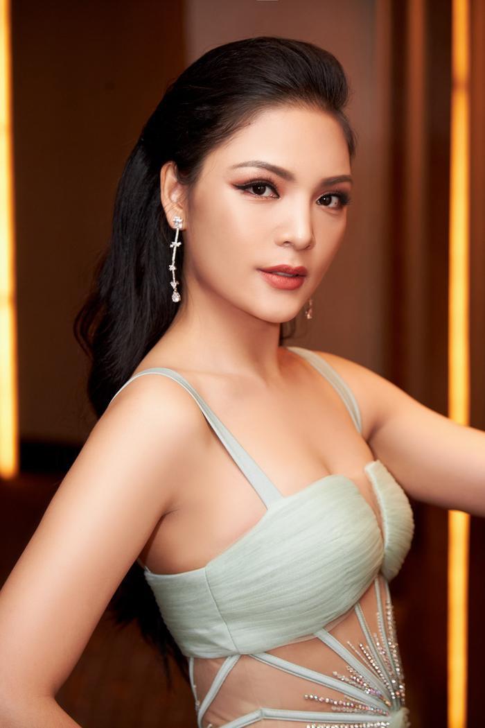 Top 45 MUV 2019 Vân Anh đại diện Việt Nam tại Miss Earth 2021 khiến fan tròn mắt ngỡ ngàng Ảnh 6