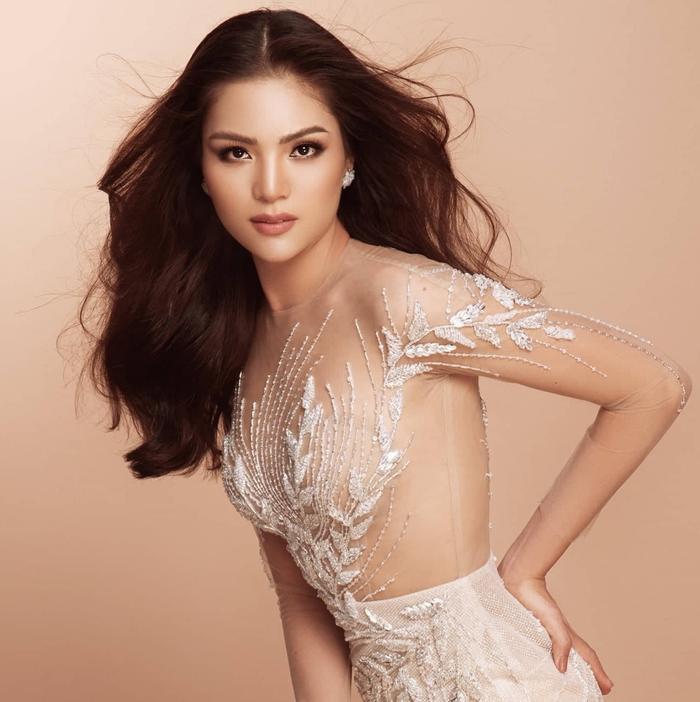Top 45 MUV 2019 Vân Anh đại diện Việt Nam tại Miss Earth 2021 khiến fan tròn mắt ngỡ ngàng Ảnh 4