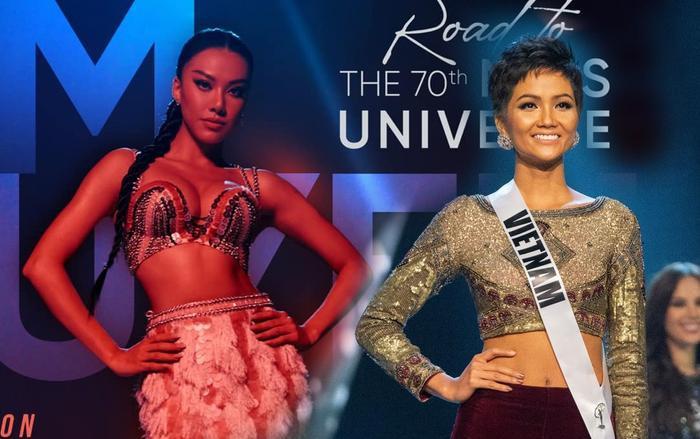 Kim Duyên vóc dáng 'căng đét' hé lộ Road to Miss Universe, H'Hen Niê đã sẵn sàng xin visa đi cổ vũ Ảnh 1
