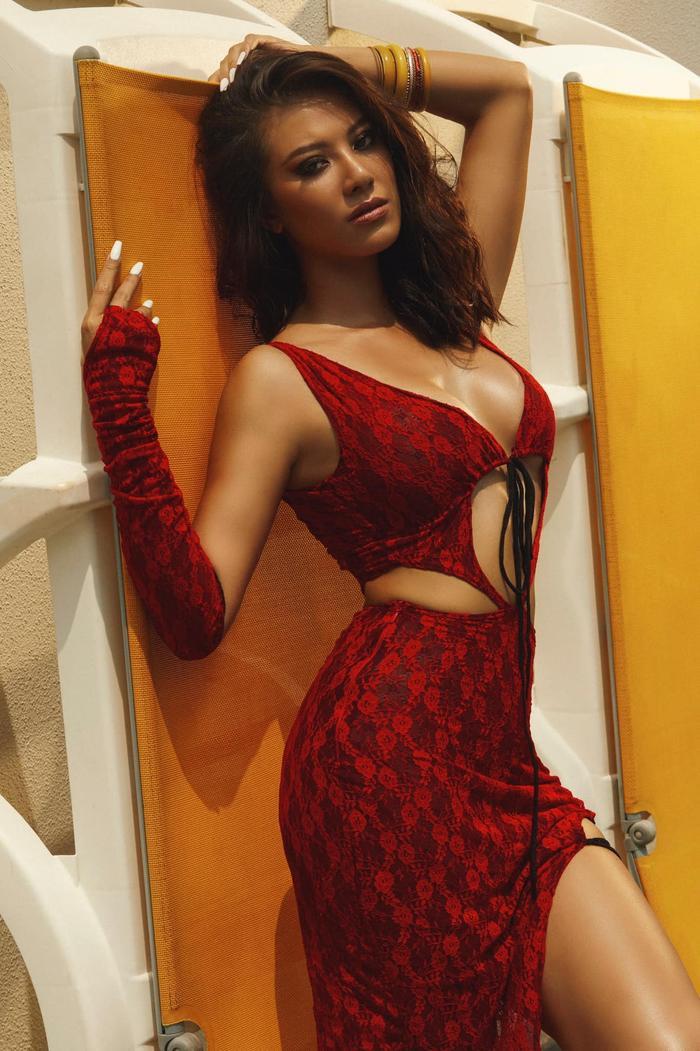 Kim Duyên vóc dáng 'căng đét' hé lộ Road to Miss Universe, H'Hen Niê đã sẵn sàng xin visa đi cổ vũ Ảnh 8