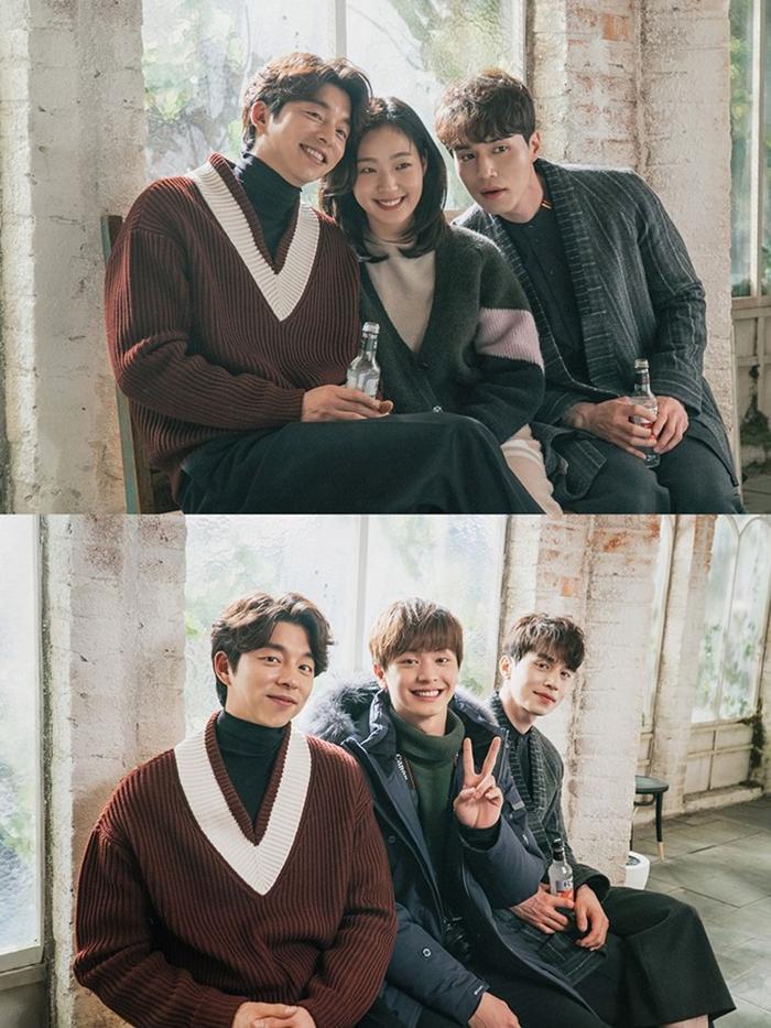 Tử thần Lee Dong Wook và yêu tinh Gong Yoo lần đầu tiết lộ tin nhắn thân thiết, người 'gửi cả trái tim' kẻ đáp lại phũ phàng Ảnh 2