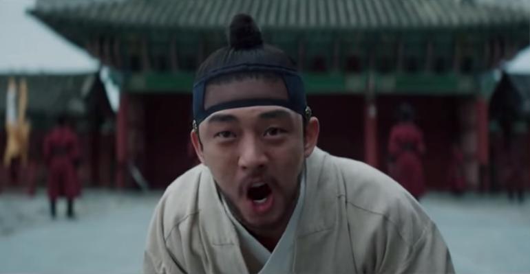 Yoo Ah In - Ảnh đế Rồng xanh trẻ nhất của Kbiz Ảnh 5