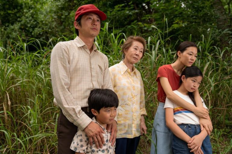 Nam nữ diễn viên Hàn đầu tiên giành được đề cử cá nhân tại giải Oscar Ảnh 1