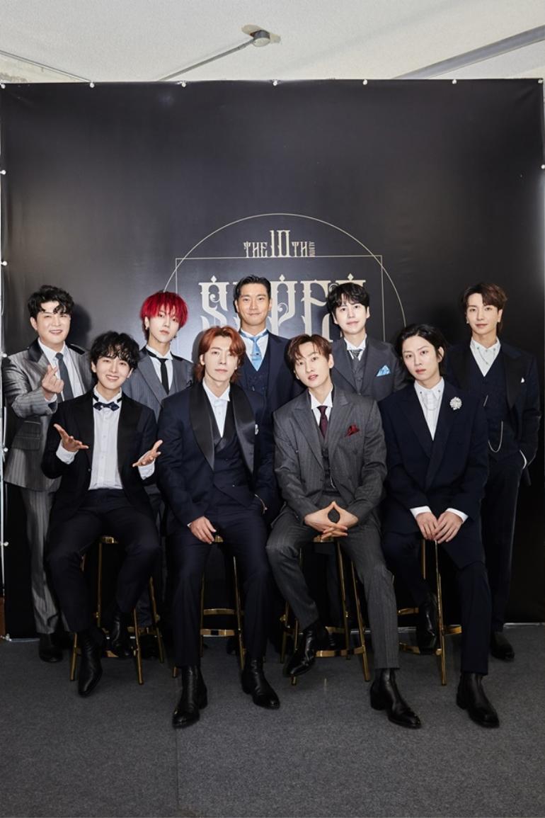 """Album đánh dấu chặng đường 15 năm của """"Ông hoàng Hallyu"""" Super Junior đạt thành tích đáng nể Ảnh 5"""