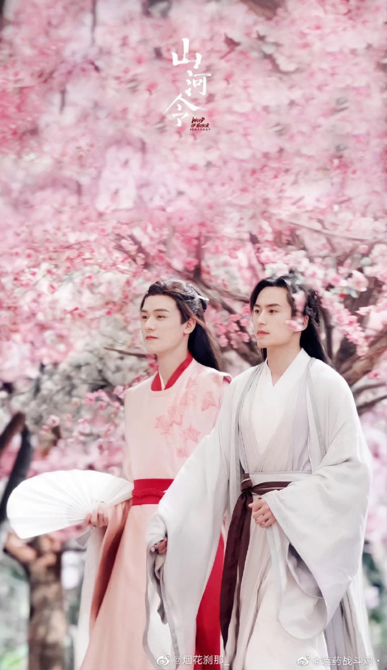 Thành Nghị phiên bản 2: Cung Tuấn vội gỡ bỏ couple với Trương Triết Hạn ngay khi Sơn hà lệnh kết thúc Ảnh 1