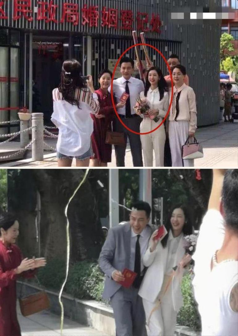 Rò rỉ hình ảnh Lưu Khải Uy bí mật kết hôn với nữ thần nhan sắc kém 19 tuổi Ảnh 3