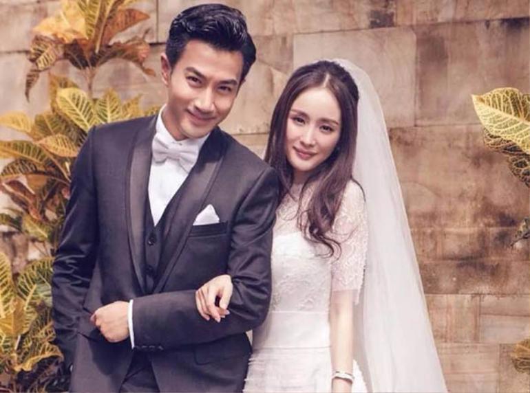 Rò rỉ hình ảnh Lưu Khải Uy bí mật kết hôn với nữ thần nhan sắc kém 19 tuổi Ảnh 1