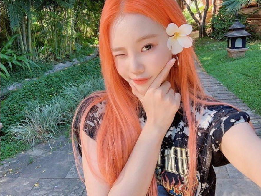 JooE (Momoland) đầy thu hút trong hình ảnh mới của mình