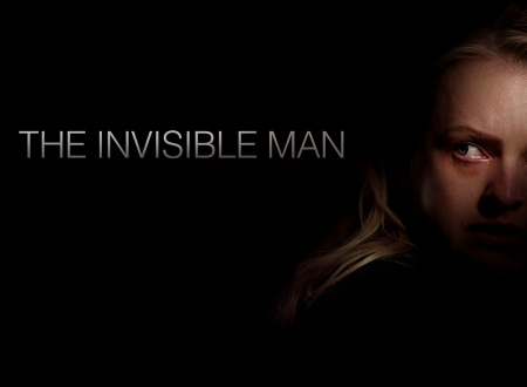 Kết quả hình ảnh cho the invisible man 2020 poster