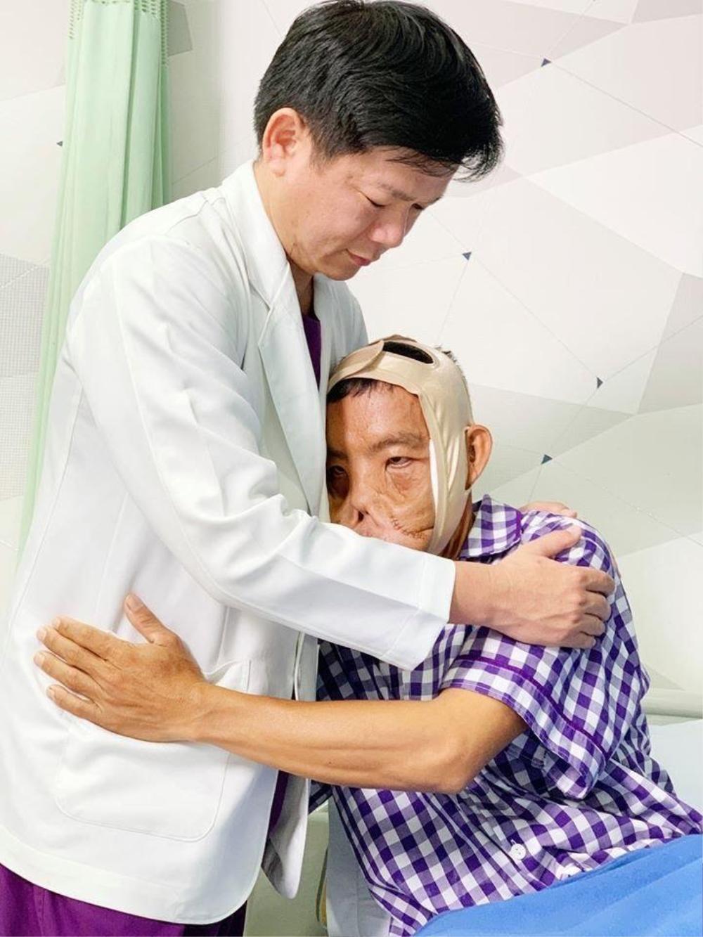 Anh Mến với gương mặt khác lạ, bác sĩ Tú Dung 'trần tình' Ảnh 4