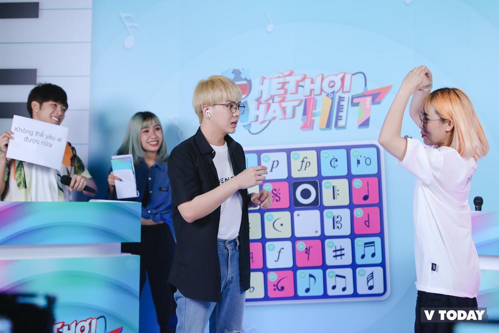 Hết hơi hát hit tập 2: Duy Khánh tiết lộ rất ghét 'Tuesday', cùng Gin Tuấn Kiệt, Misthy và Di Di 'quẩy' điên đảo hit 'How You Like That' (BlackPink) Ảnh 7