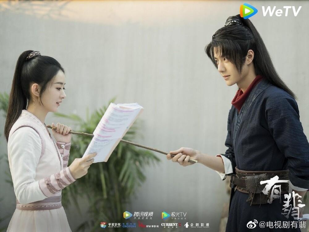Vì sao nhân vật Chu Phỉ của Triệu Lệ Dĩnh được khán giả đặc biệt yêu thích? Ảnh 23