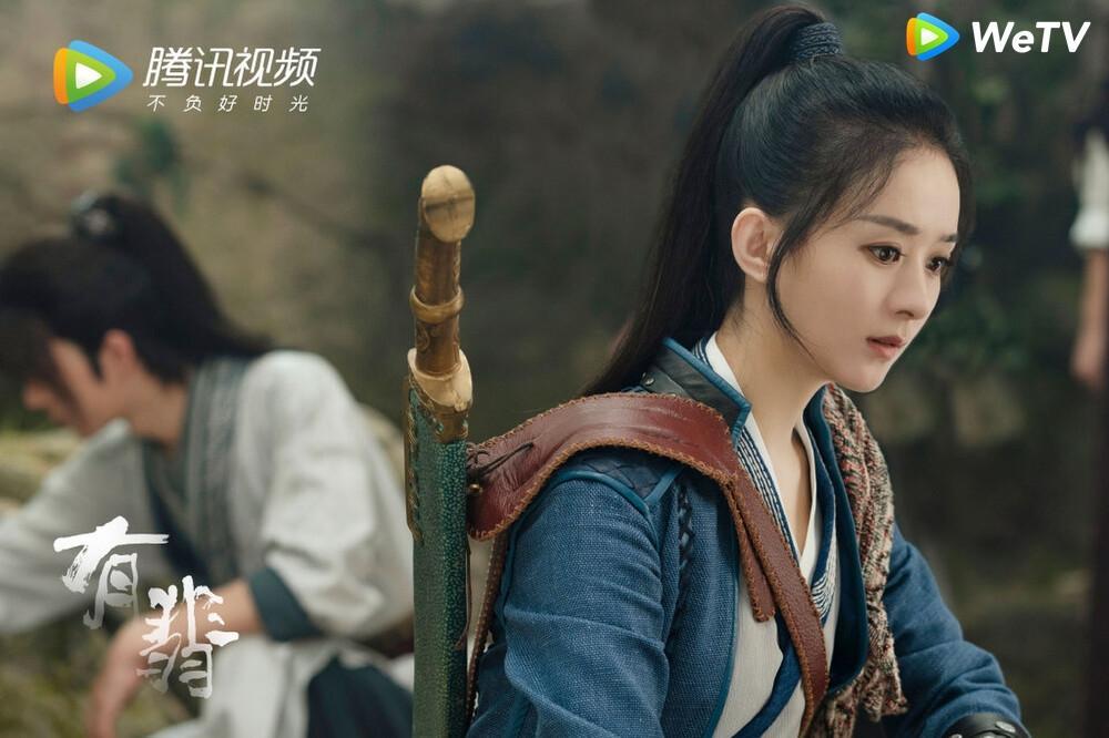 Vì sao nhân vật Chu Phỉ của Triệu Lệ Dĩnh được khán giả đặc biệt yêu thích? Ảnh 15