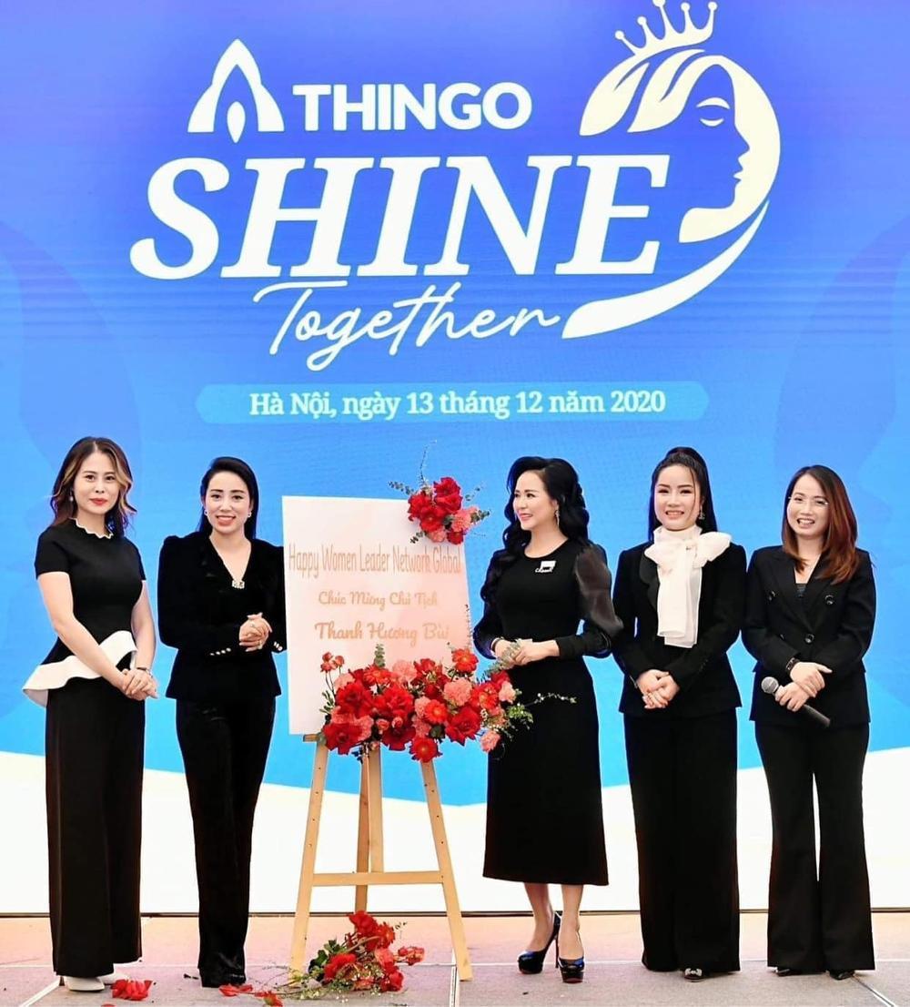 Nữ doanh nhân Phạm Quỳnh xuất hiện cùng Hoa Hậu Hương Giang Ảnh 2