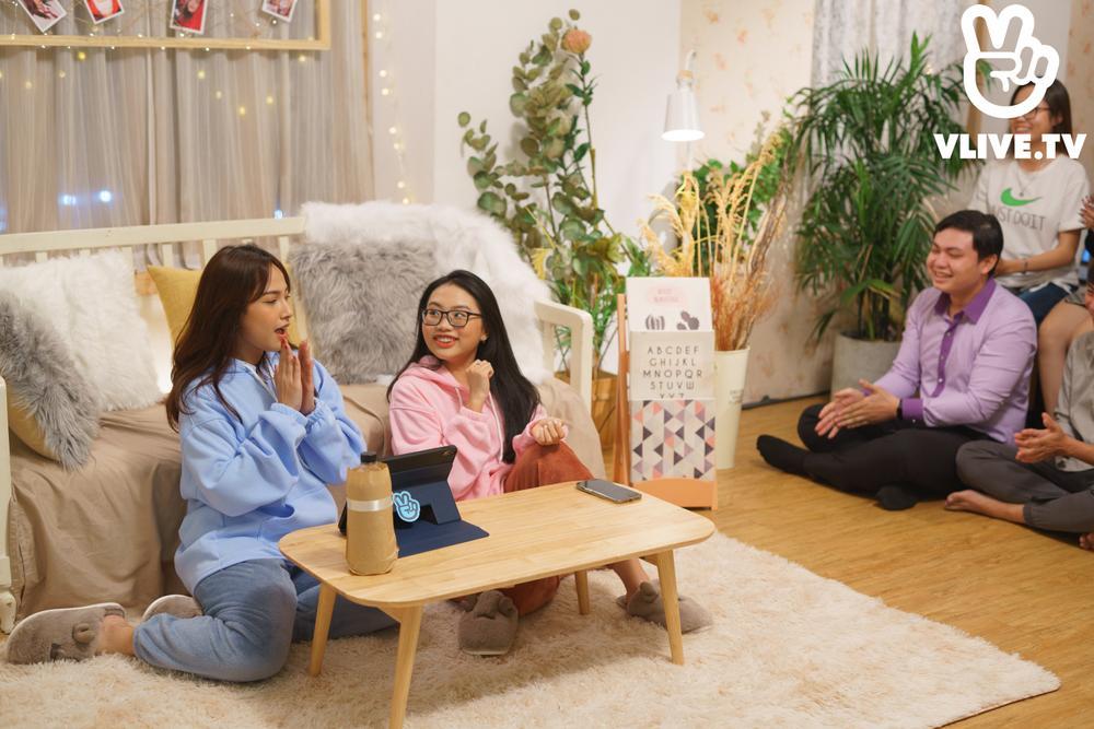 'Chill Baby Chill' tập 2: Phương Mỹ Chi 'hi sinh' mái tóc bết để làm nổi bật chủ nhà Cara Ảnh 3