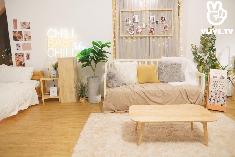 'Chill Baby Chill' tập 2: Phương Mỹ Chi 'hi sinh' mái tóc bết để làm nổi bật chủ nhà Cara Ảnh 16
