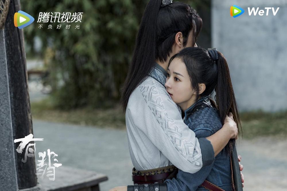Lụi tim với loạt khoảnh khắc 'tung cẩu lương' của Triệu Lệ Dĩnh - Vương Nhất Bác trong 'Hữu Phỉ' Ảnh 6