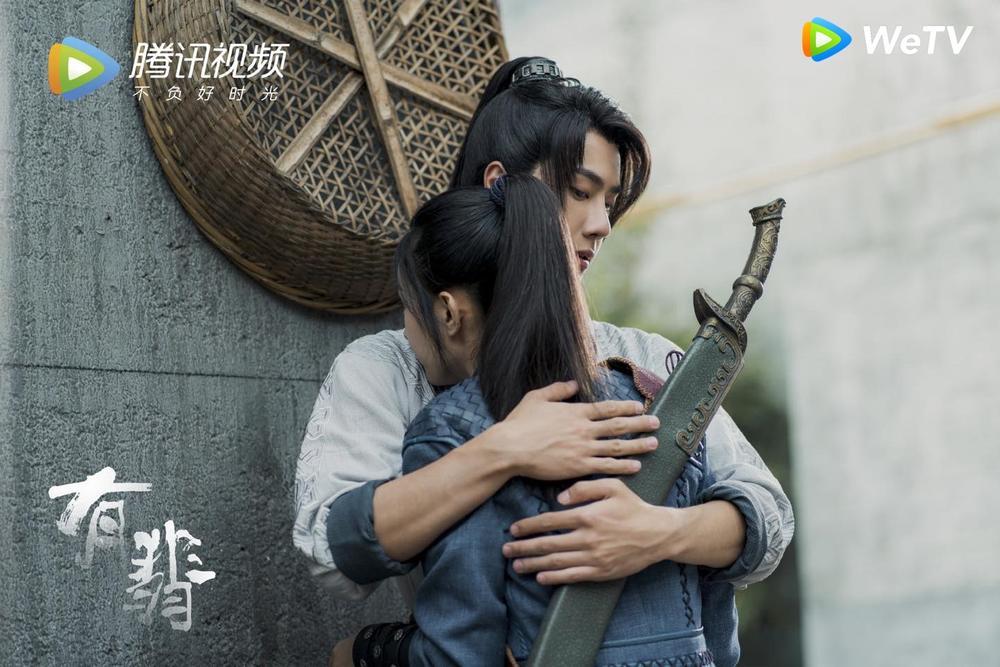Lụi tim với loạt khoảnh khắc 'tung cẩu lương' của Triệu Lệ Dĩnh - Vương Nhất Bác trong 'Hữu Phỉ' Ảnh 5