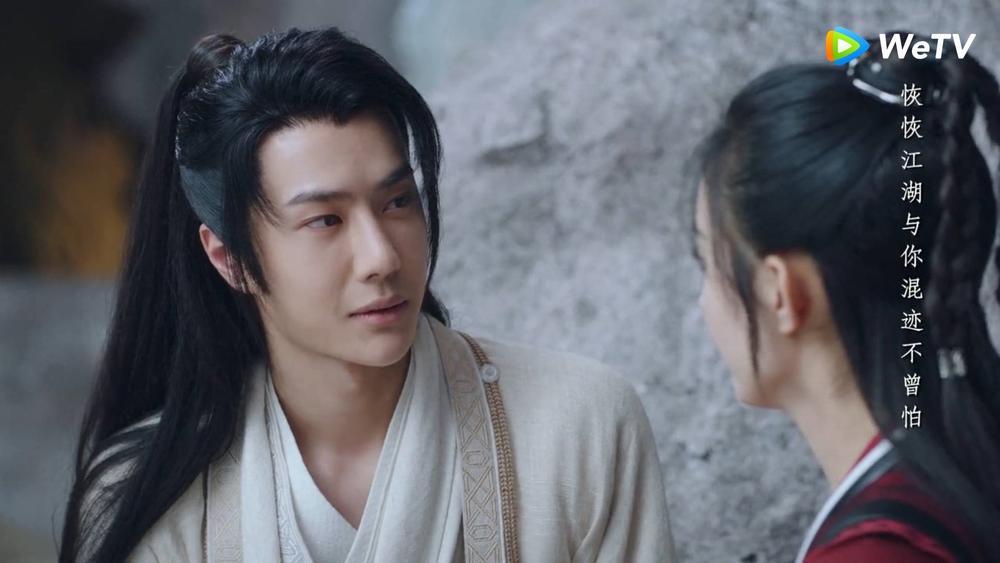 Lụi tim với loạt khoảnh khắc 'tung cẩu lương' của Triệu Lệ Dĩnh - Vương Nhất Bác trong 'Hữu Phỉ' Ảnh 3