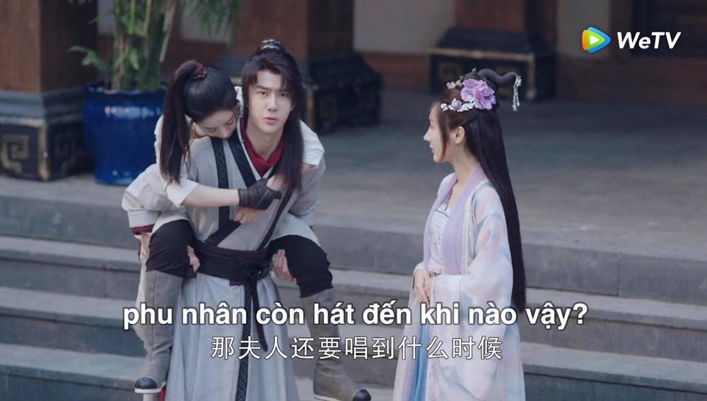 Lụi tim với loạt khoảnh khắc 'tung cẩu lương' của Triệu Lệ Dĩnh - Vương Nhất Bác trong 'Hữu Phỉ' Ảnh 10