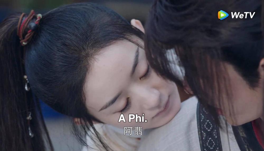 Lụi tim với loạt khoảnh khắc 'tung cẩu lương' của Triệu Lệ Dĩnh - Vương Nhất Bác trong 'Hữu Phỉ' Ảnh 12