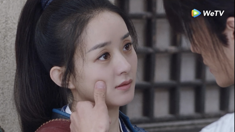Lụi tim với loạt khoảnh khắc 'tung cẩu lương' của Triệu Lệ Dĩnh - Vương Nhất Bác trong 'Hữu Phỉ' Ảnh 18