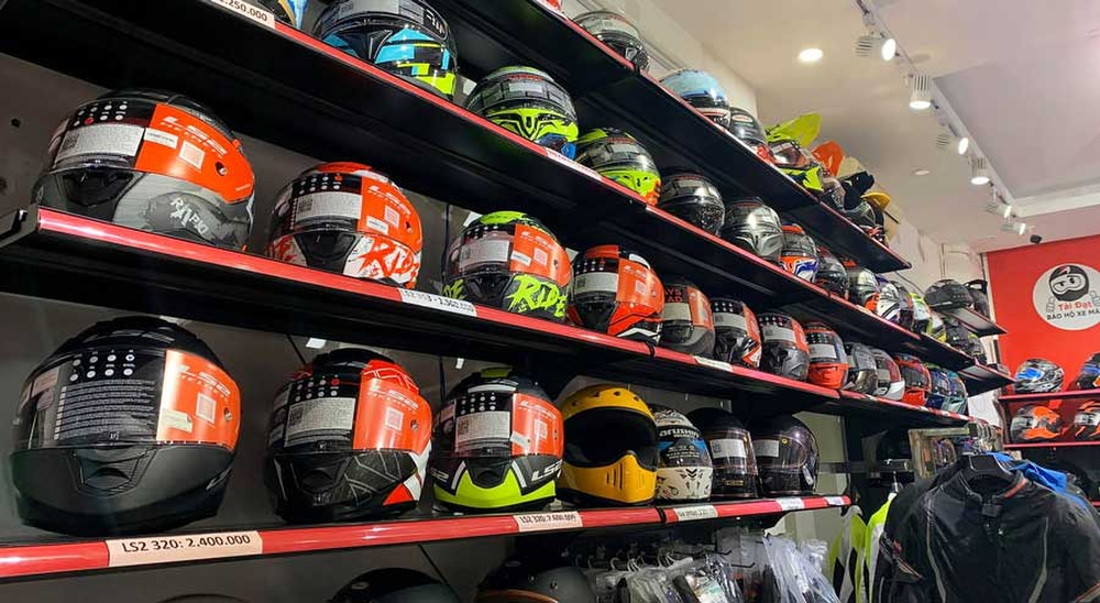 Bảo hộ xe máy Tài Đạt: Cửa hàng chuyên đồ bảo hộ uy tín, chất lượng Ảnh 6