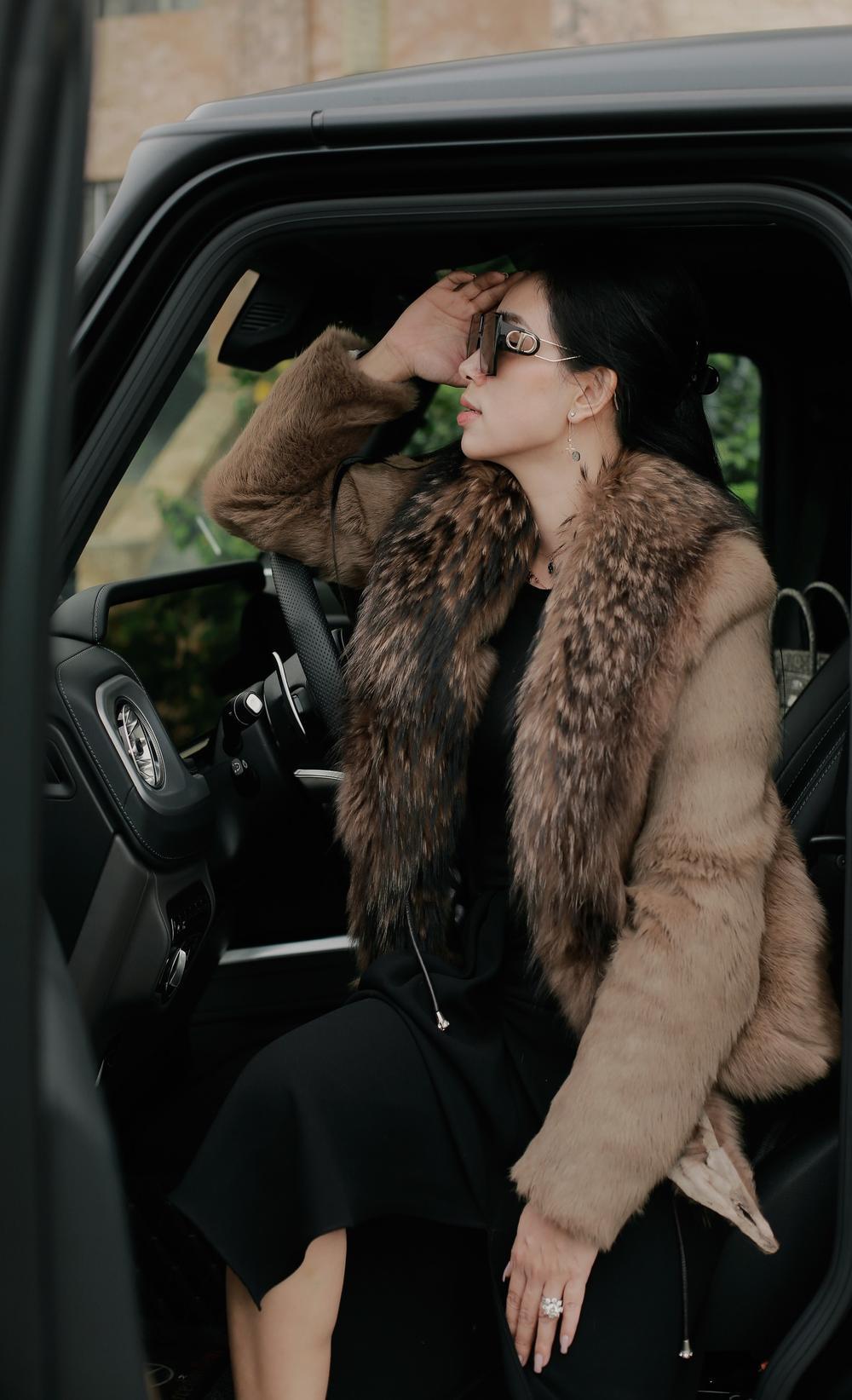 Phạm Quỳnh - Nữ doanh nhân sở hữu gout thời trang ấn tượng không kém fashionista Ảnh 1