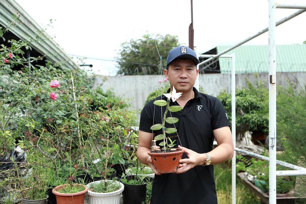 Thầy giáo Phạm Thăng Bằng sở hữu vườn lan giá trị với hơn 10.000 chậu Ảnh 6