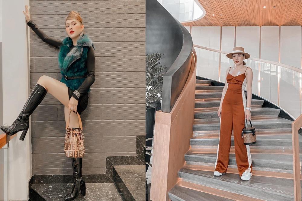 Hồng Hoa Đinh - Thương hiệu thời trang được phái nữ ưa chuộng Ảnh 1