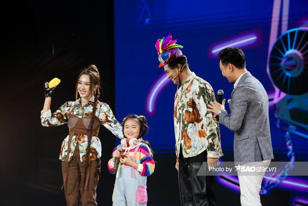 'Nhân tố triển vọng' Bảo Ngọc đội BigFamily đi diễn từ năm 3 tuổi, phủ sóng hàng loạt gameshow Ảnh 12