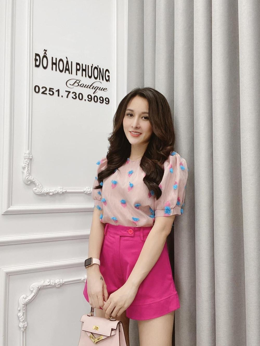 Đỗ Hoài Phương Boutique tái thiết lập thương hiệu Ảnh 1