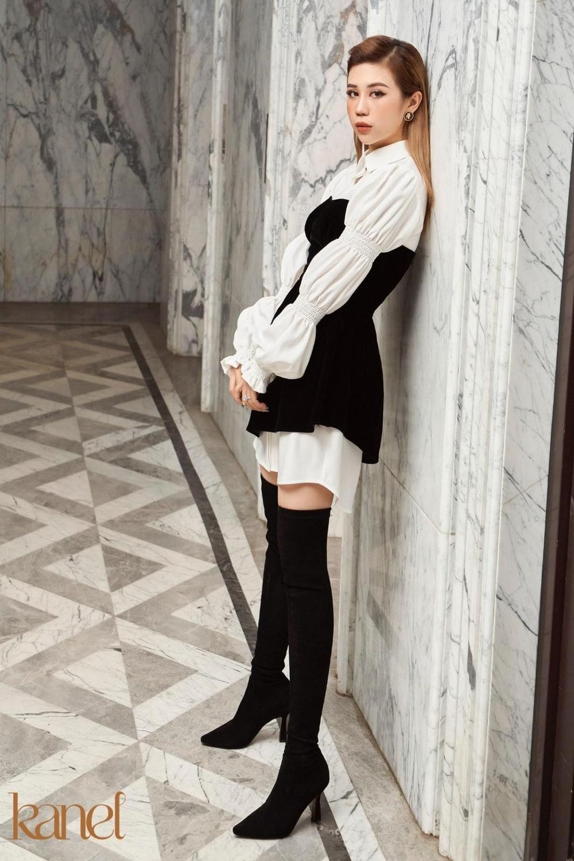 Fashion Influencer Vân Nhi: Từ cô gái nhỏ lớn lên cùng 'bụi vải' đến Hotmom 'mặc gì cũng đẹp' hướng dẫn phối đồ mà cả mấy chục nghìn người follow trên Tiktok! Ảnh 2
