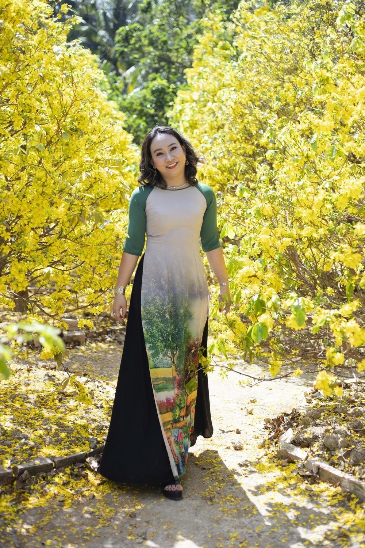 CEO Nguyễn Thị Ngọc Nhi: Người phụ nữ thành công nhờ phát triển áo dài Việt Ảnh 2