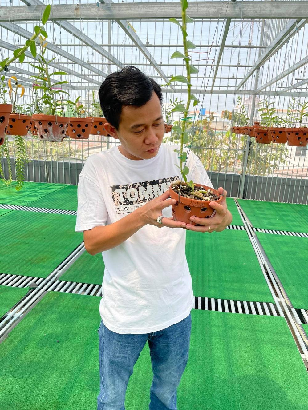 Phạm Minh Minh: Ông chủ vườn lan đi từ thử thách tới thành công Ảnh 5