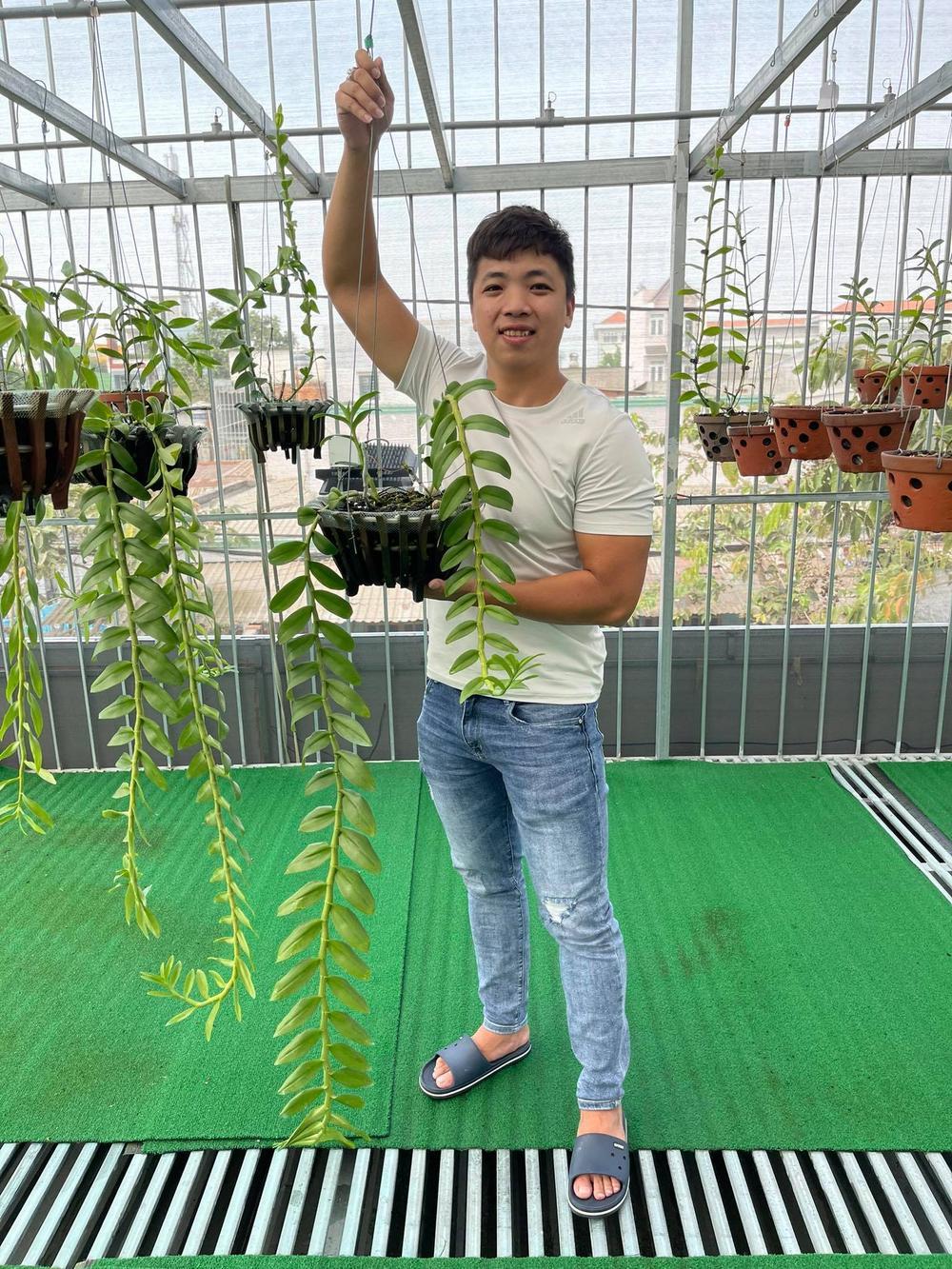 Huỳnh Vũ gầy dựng lại cơ ngơi tiền tỷ từ thất bại ban đầu Ảnh 6