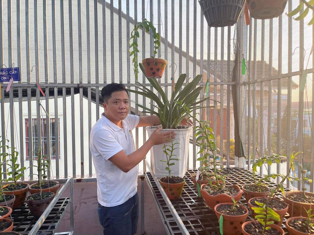 Ông chủ vườn lan Diệp Minh Tuyền: 'Tay ngang' lại thành công sớm Ảnh 10