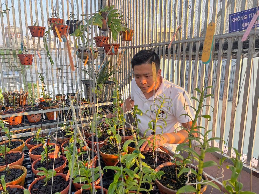 Ông chủ vườn lan Diệp Minh Tuyền: 'Tay ngang' lại thành công sớm Ảnh 6