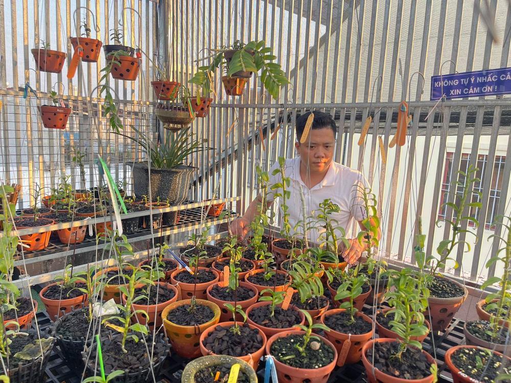 Ông chủ vườn lan Diệp Minh Tuyền: 'Tay ngang' lại thành công sớm Ảnh 9