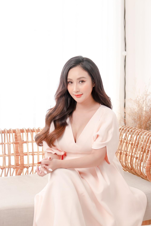 Christina Hải Âu sát cánh vì sứ mệnh đồng hành cùng nhan sắc Việt Ảnh 1