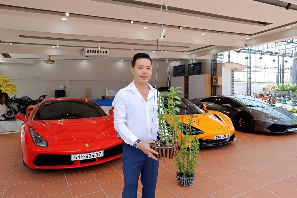 Nghệ nhân hoa lan Trương Tấn Lợi kể về quá trình lập nghiệp khó khăn Ảnh 7