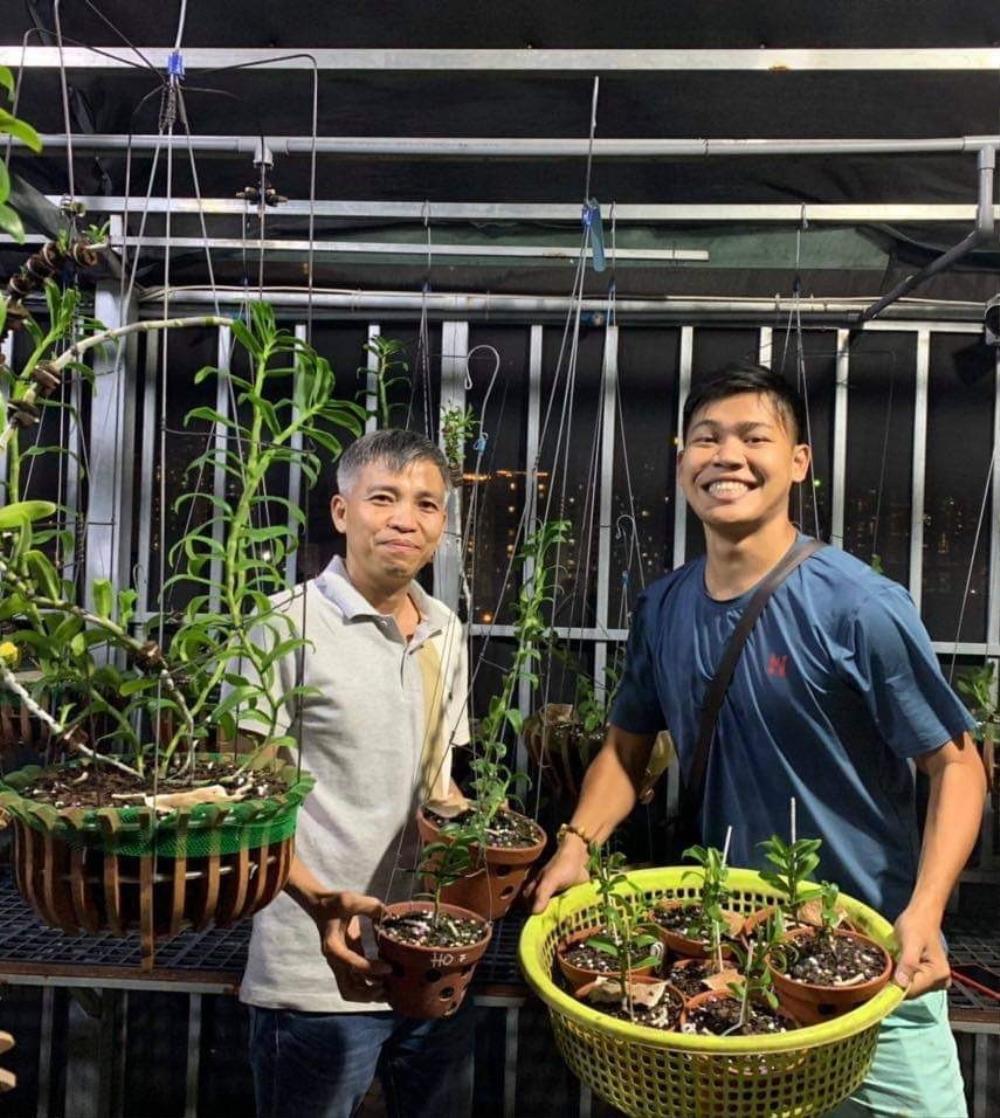 Ông chủ vườn lan Duy Tóc tiết lộ cách làm giàu nhờ kinh doanh lan đột biến Ảnh 4