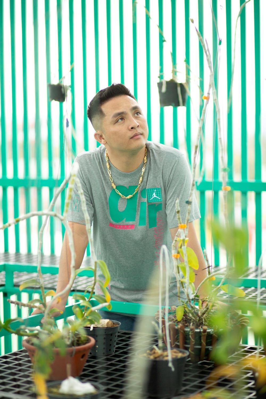 Lê Đăng Khoa: 'Trồng hoa lan đột biến đã giúp tôi trở nên hoàn thiện hơn' Ảnh 3