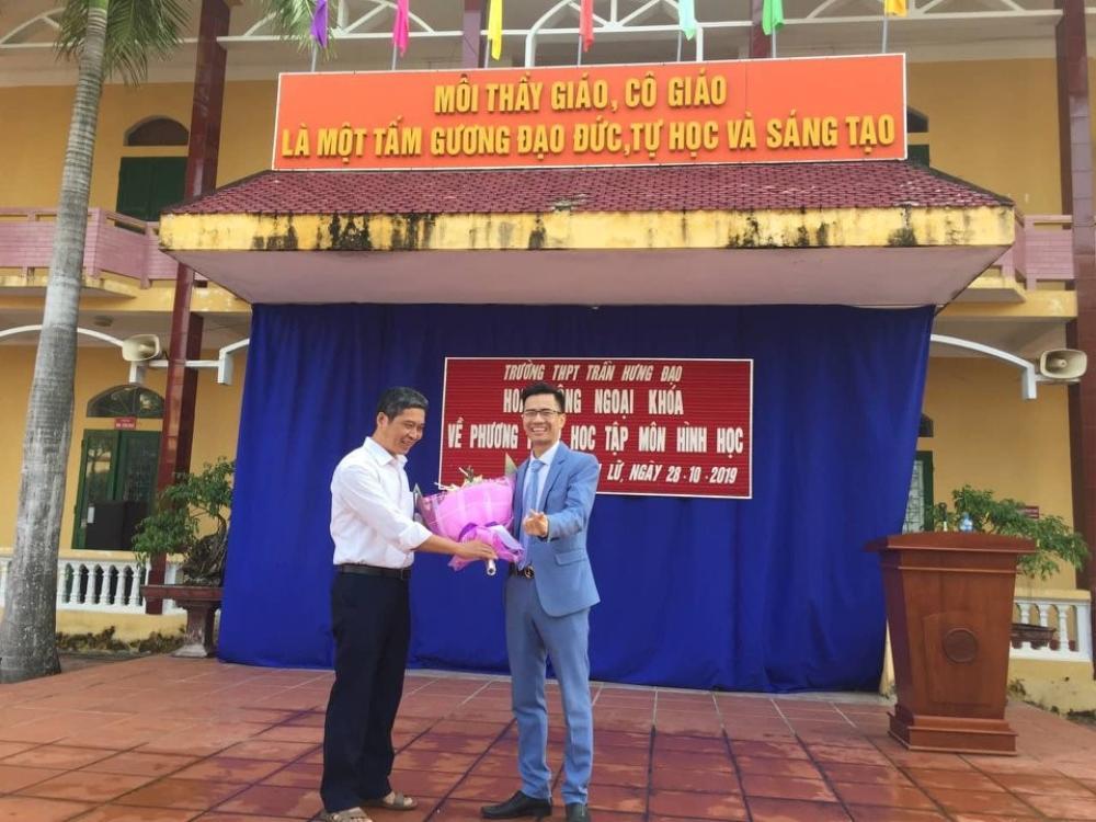 Đột phá Hình học online cùng thầy Phạm Hữu Giang Ảnh 3