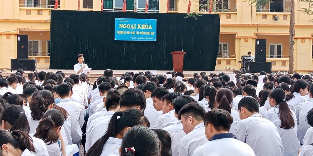Đột phá Hình học online cùng thầy Phạm Hữu Giang Ảnh 4