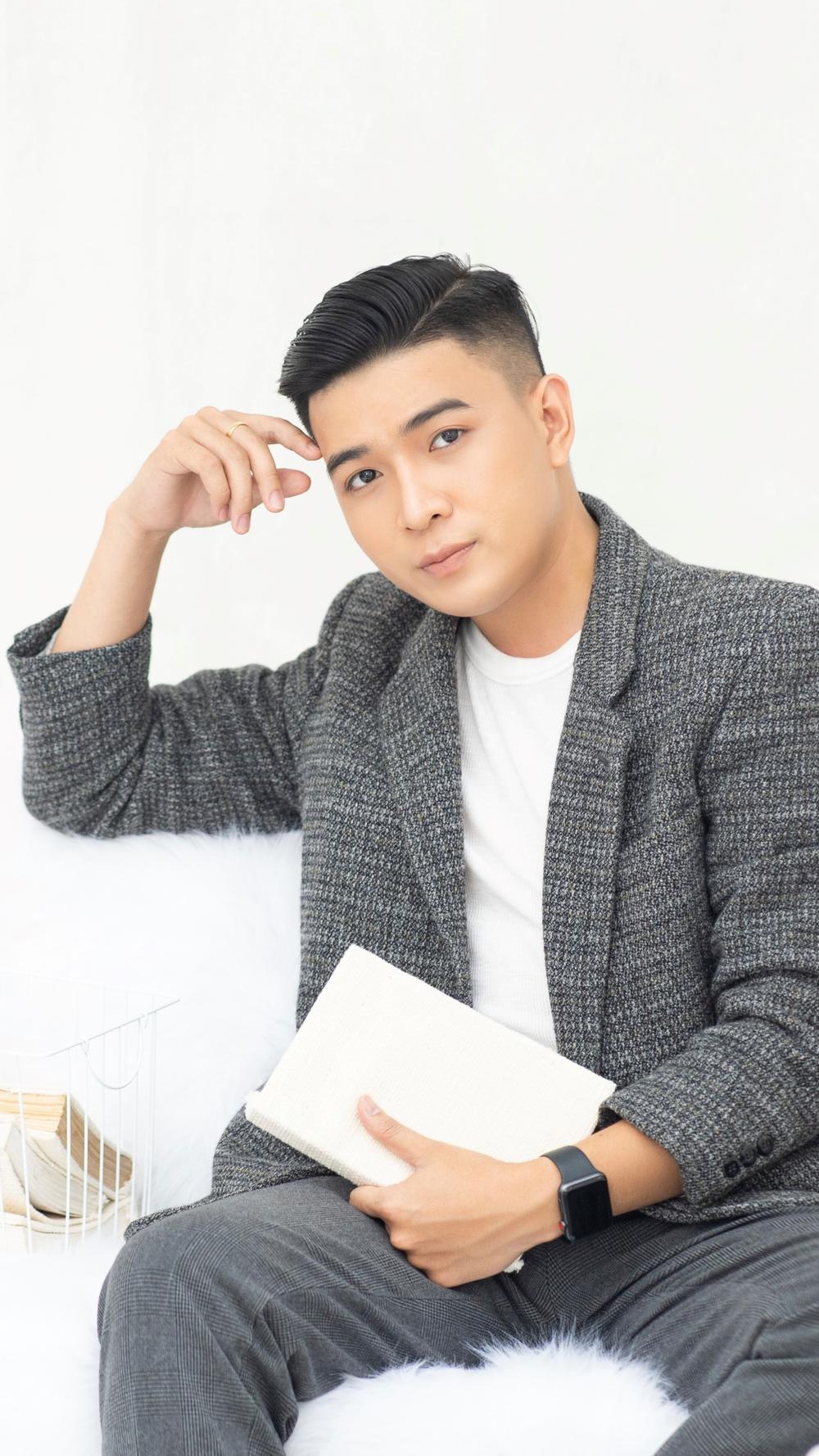 Minh Thông – Chàng MC trẻ tâm huyết với lĩnh vực bất động sản Ảnh 1