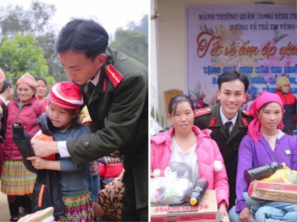 Viên Đình Long: chàng trai có tấm lòng 'vàng', giúp đỡ mọi người vượt qua khó khăn Ảnh 4